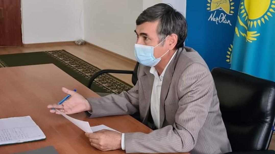 Представитель «ECOJER» в Актау получил международную должность