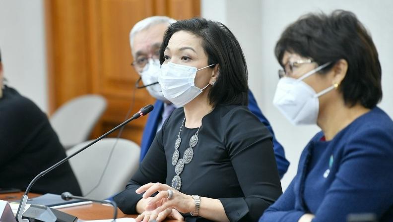Общественность должна иметь доступ к формированию природоохранных мероприятий - Лаззат Рамазанова