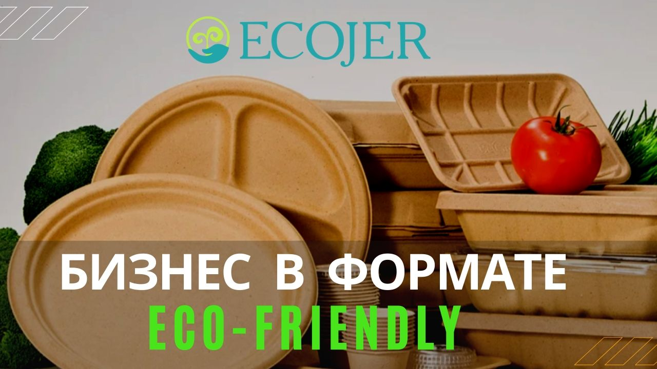 Бизнес в формате ECO-FRIENDLY /// телепроект