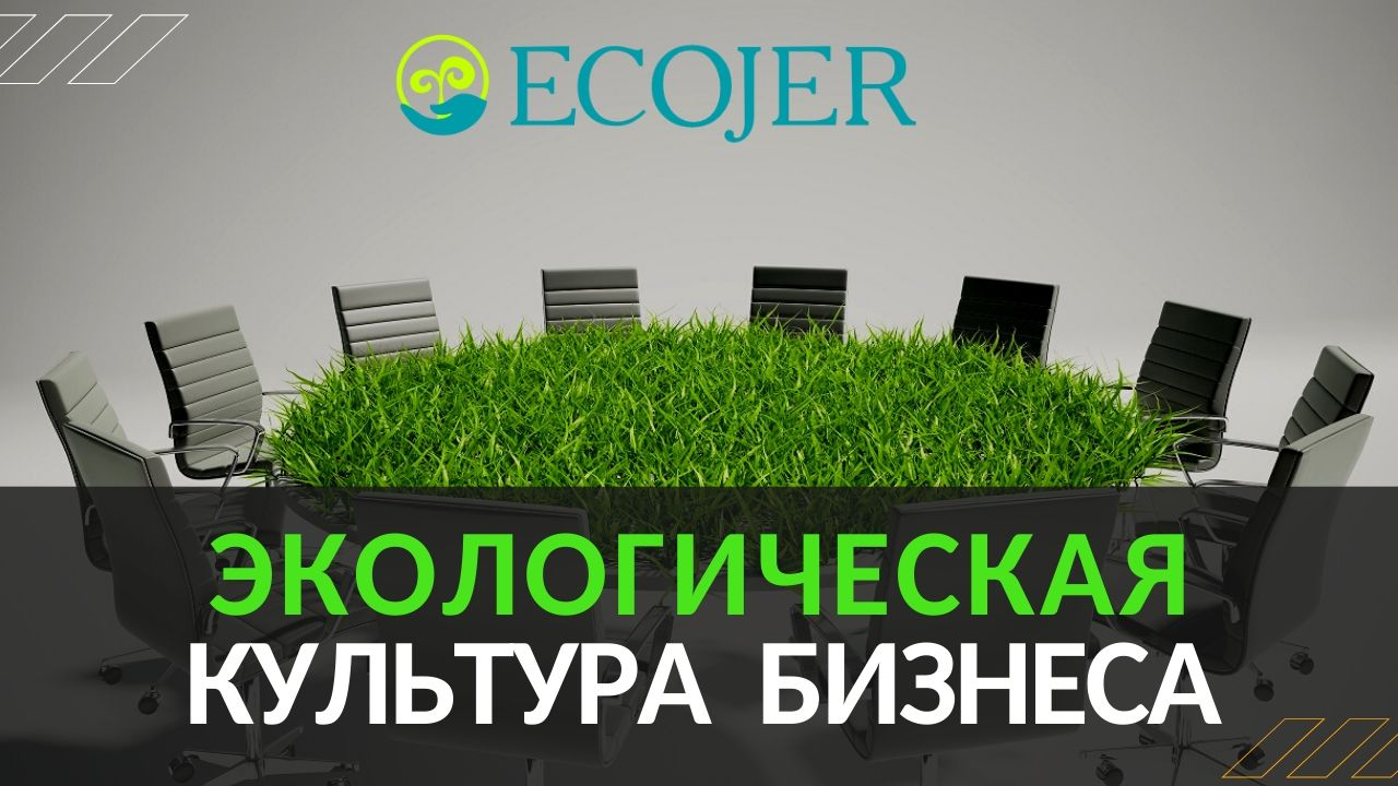 ЭКОЛОГИЧЕСКАЯ КУЛЬТУРА БИЗНЕСА /// телепроект